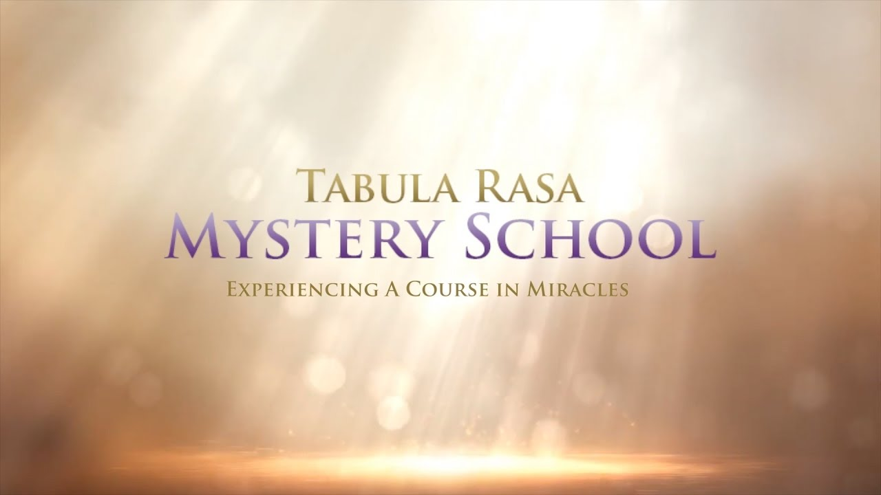 Image result for mystery miracles course