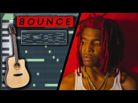 How to Make Bouncy Lil Keed Type Beats | Fl Studio