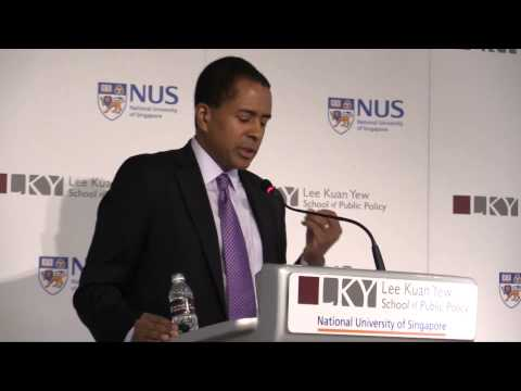 [Lecture] Byron Auguste: The Future of Opportunity
