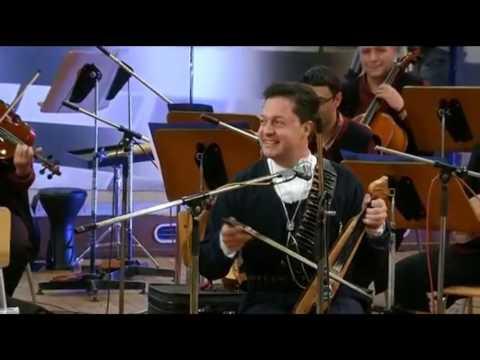 Ματθαίος Τσαχουρίδης - Ποντιακή λύρα - Bulgarian National Radio