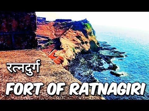 Marathi Vlog #3 Ratnadurga-Beautiful Fort From Ratnagiri