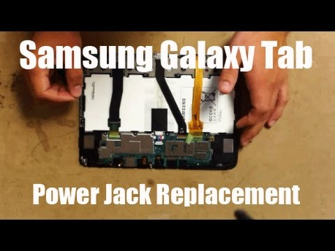 Samsung galaxy tab 3 power jack replacement youtube greentooth Image collections