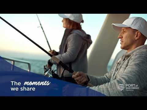 Maritime Month 2018: Commercial & Sports Fishing
