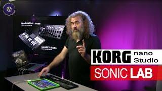 Sonic LAB: Korg nano Studio Bluetooth/USB Controllers