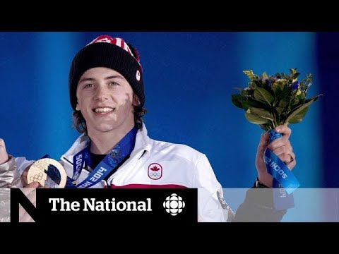Olympian Mark McMorris on overcoming disastrous injury