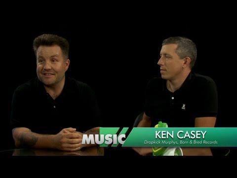TWiMusic - Ken Casey, Dropkick Murphys and Jeff Castelaz, CEO Dangerbird Records