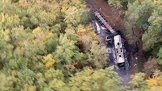 Scontro bus-tir in Francia 42 vittime, anziani in gita uccisi dalle fiamme