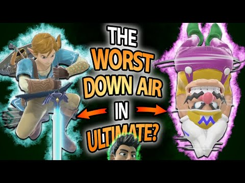 The Worst of EVERY Smash Ultimate Move