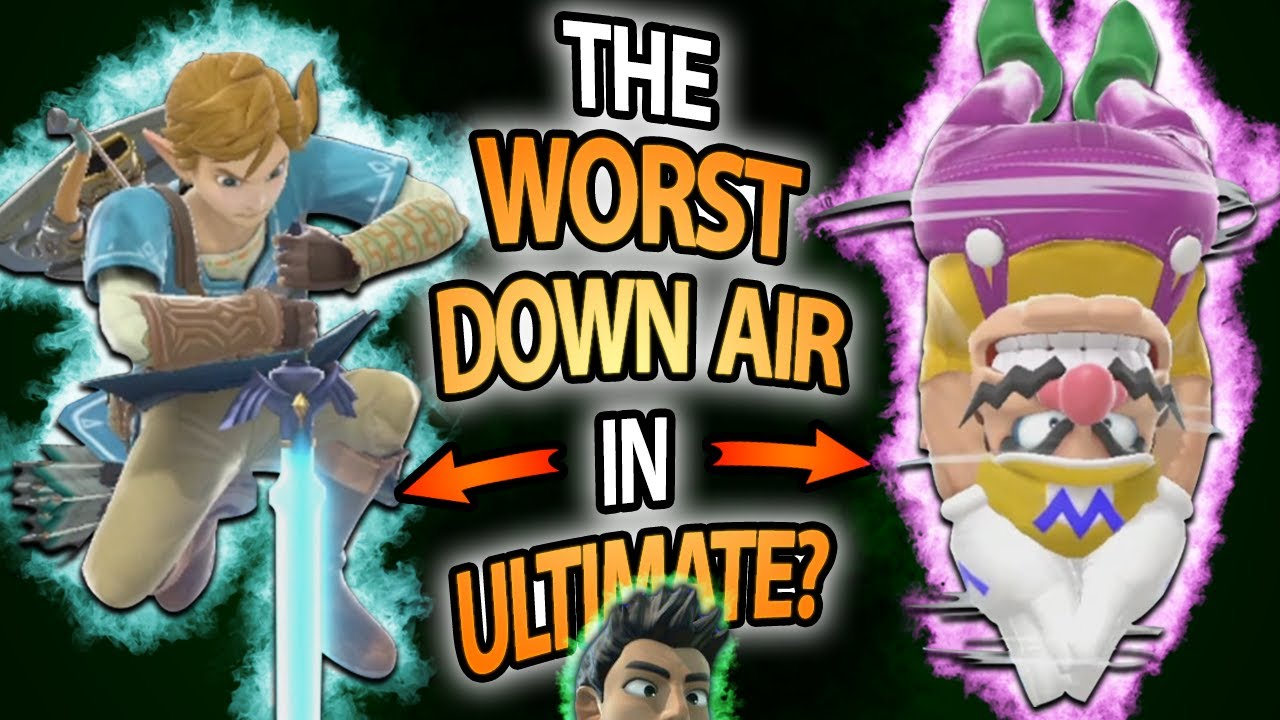 The Worst of EVERY Smash Ultimate Move thumbnail