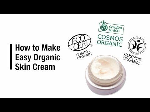 how to make skin cream