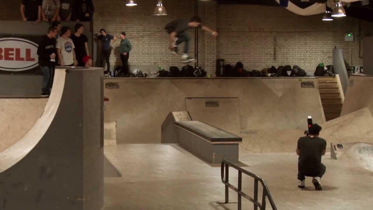 prevail skatehouse jam