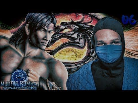 Mortal Kombat Shaolin Monks Story Mode Part 6 - THIS PUZZLE IS BS thumbnail
