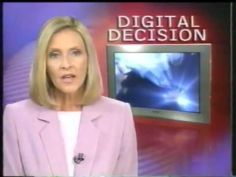 Digital TV in Australia - 1999 Nine News segment