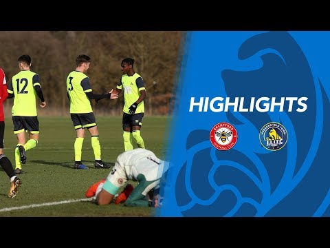 ⚽️ HIGHLIGHTS | Brentford B 4-3 Huddersfield Town EDT