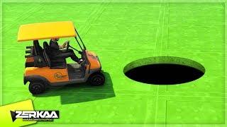 GTA 5 MINIGOLF COURSE! (GTA 5)
