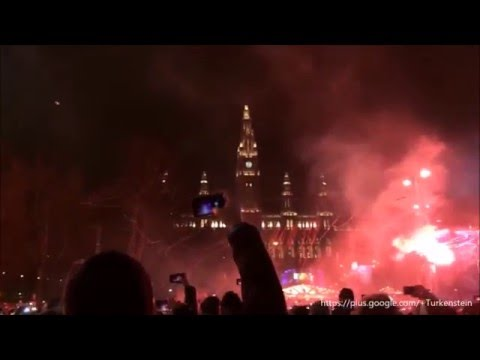 New Year's Eve 2016 Celebrations in Vienna