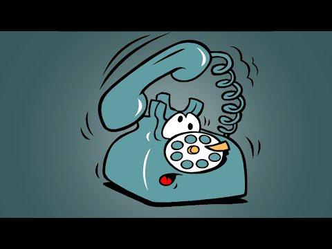Аудиосказка. Телефон. К.И.Чуковский.