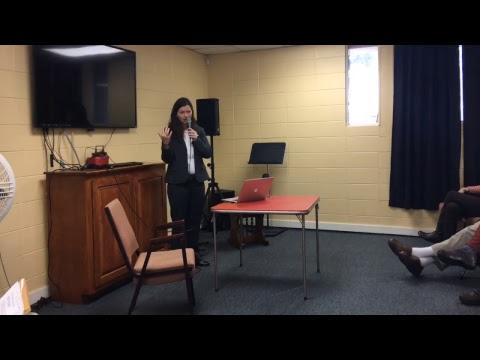 Dr Danielle Mitchell 1/21/2018