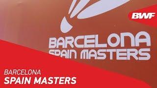 Barcelona Spain Masters | Promo | BWF 2020