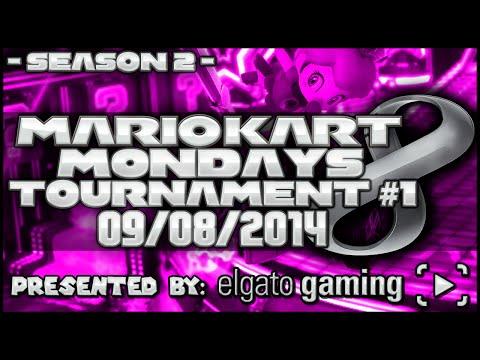 Mario Kart 8 - Tournament, Presented by @ElgatoGaming [S2E1]