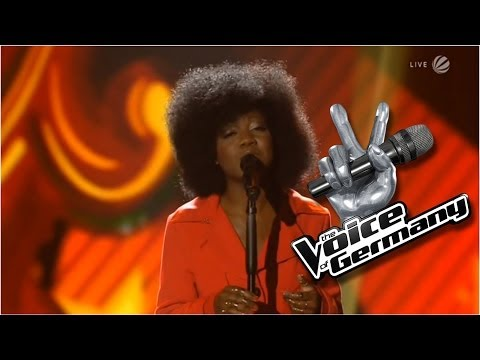 Emily Intsiful: Hey Jude | The Voice of Germany 2013 | Live Show
