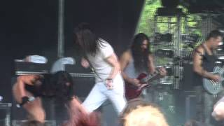 Andrew W.K. - Live at Big Day Out Mt Smart Stadium Auckland New Zealand - 21/1/2011