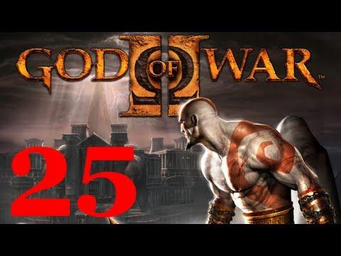 God of War 2 Прохождение - Часть 25 - Пепел Феникса
