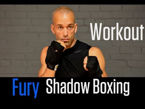 FURY Shadow Boxing Workout | Advanced Combinations