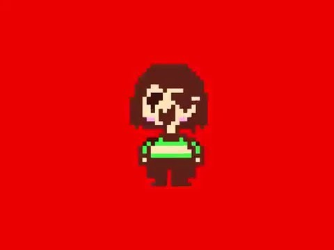 Undertale Chara Jumpscare