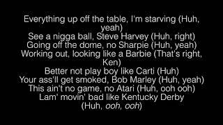 A$ap Ferg- Wam Lyrics