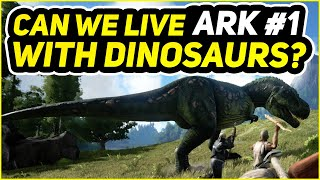 Let's Play ARK Survival Evolved Valguero! Episode 1