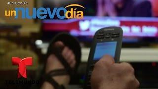 Los peligros de ver mucha televisión | Un Nuevo Día | Telemundo