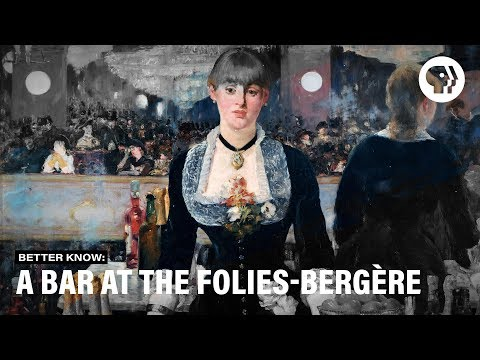 Better Know Manet's A Bar at the Folies-Bergère