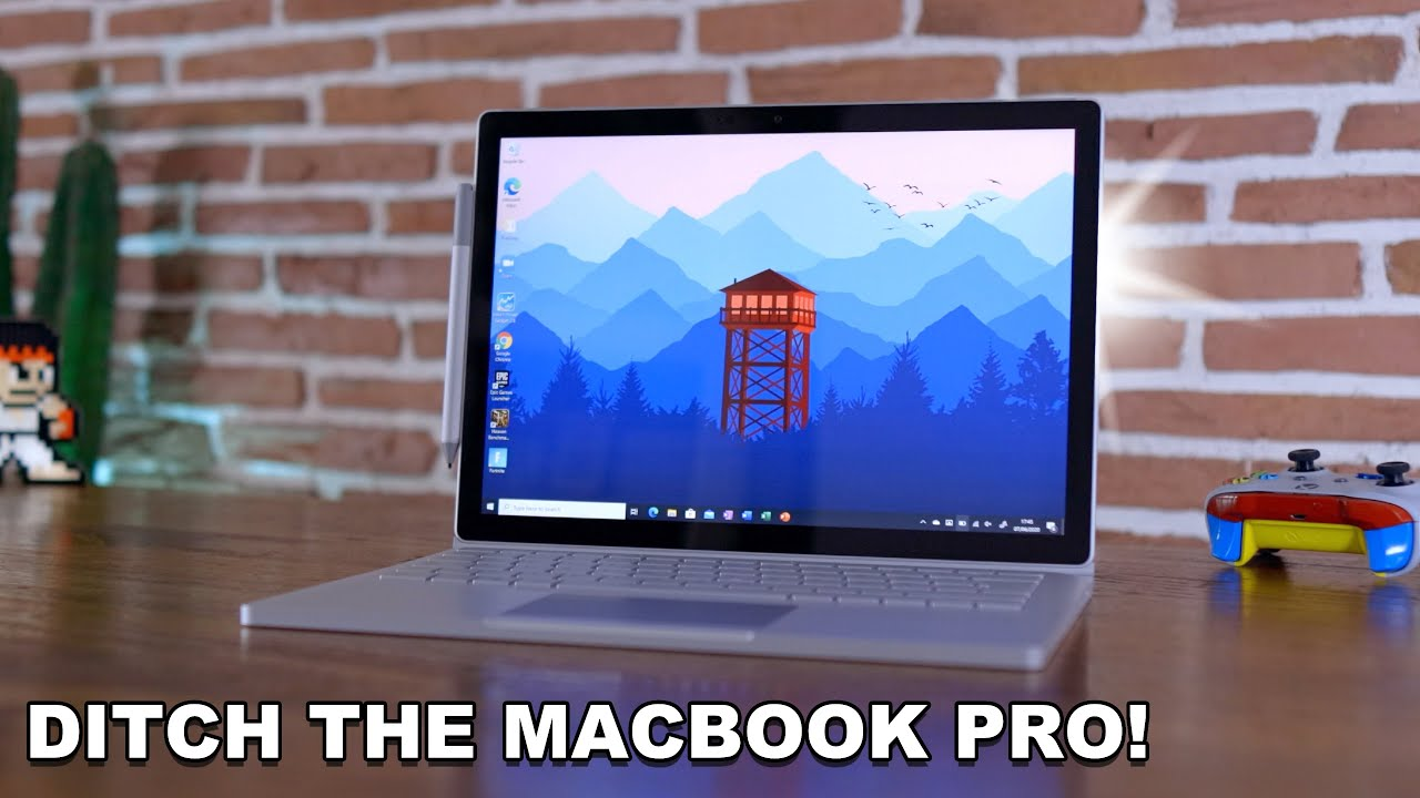 Surface Book 3 - It's time to ditch your MacBook Pro!