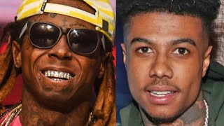Lil Wayne Ends Blueface Career In Crazy Freestyle Battle #NoClout
