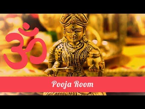 Pooja Room Tour   Pooja Room Decoration   Indian home/House-Interior designs ideas latest
