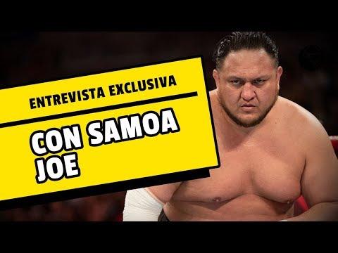 Samoa Joe habla sobre su futuro en la WWE | Cobertura I Los Pleyers
