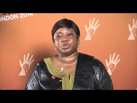 International Criminal Court: Fatou Bensouda