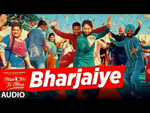 Roshan Prince BHARJAIYE Audio Song | Main Teri Tu Mera | Latest Punjabi Songs 2016