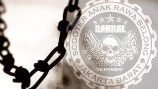SAKRAL - Scooter Anak Rawa Belong