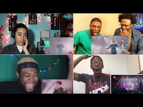 "[Рус. Субтитры] Youtubers React To ""Diva Dance"" By Dimash Kudaibergen // HE'S NOT DONE YET!!"