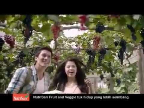Iklan NutriSari - Buah dan Sayur kombinasi terbaik.mp4 - YouTube