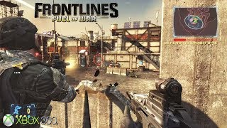 Frontlines: Fuel of War - Xbox 360 Gameplay (2008)