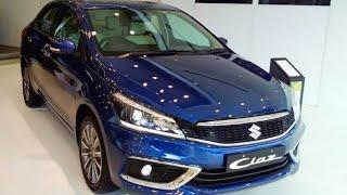 2018 Maruti Suzuki Ciaz  Alpha Variant Nexa Blue Color !!