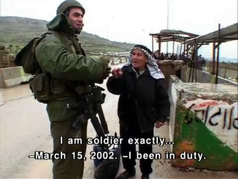 CheckPoint Part 2- The Sad Reality Of What Happens In Palestine-Isreal Borders