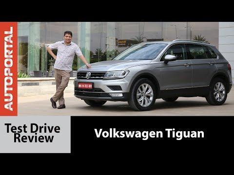 Volkswagen Tiguan Test Drive Review - Autoportal