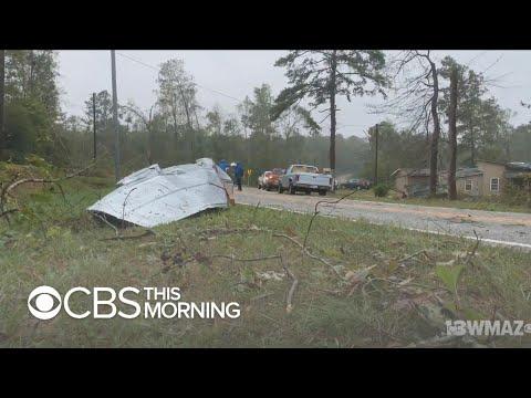 Georgia girl killed after Hurricane Michael spawns tornado