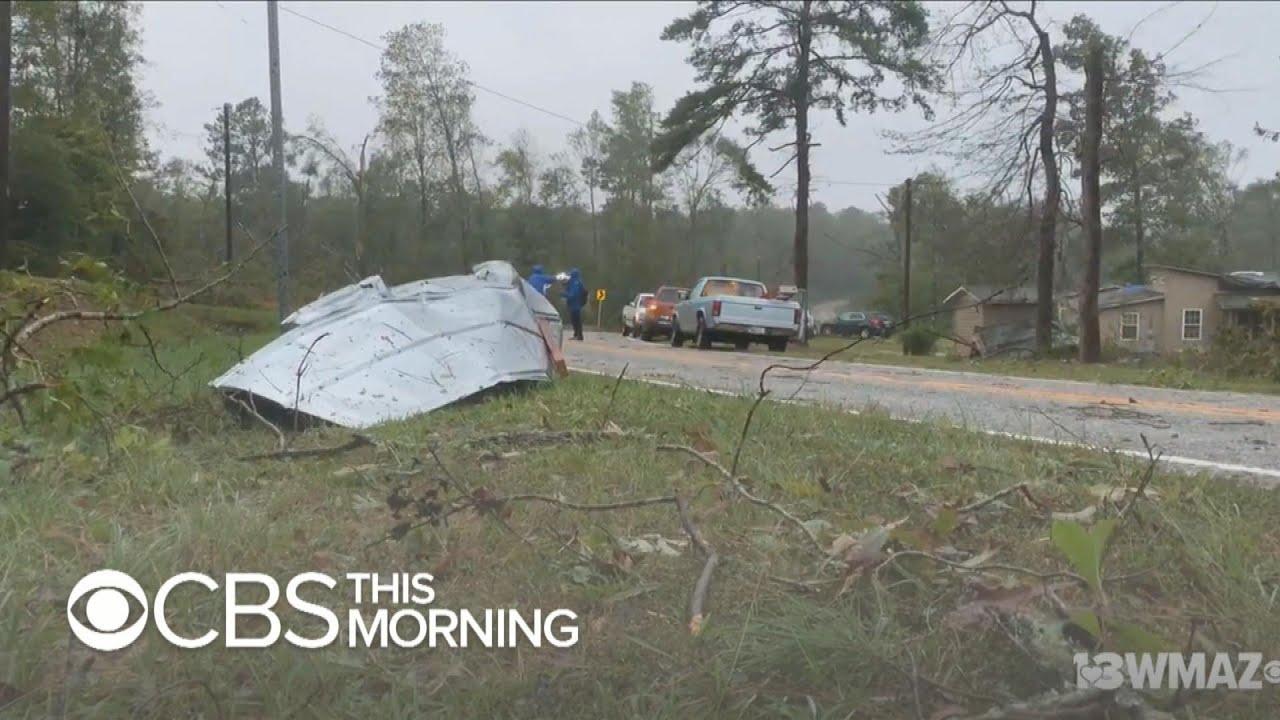 Georgia girl killed after Hurricane Michael spawns tornado ...