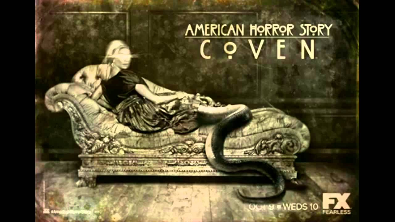 American Horror Story Coven Season 3 All Teasers Compilation