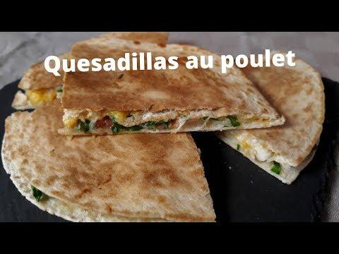 quesadillas-au-poulet-🇲🇽-#150